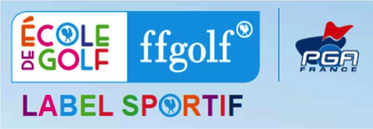 label sportif ecole de golf